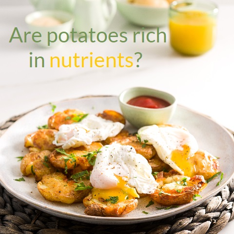 are potatoes rich in nutrients image
