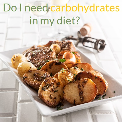 Do I really need carbohydrates in my diet image
